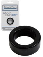 Titanmen - Cock Ring - black