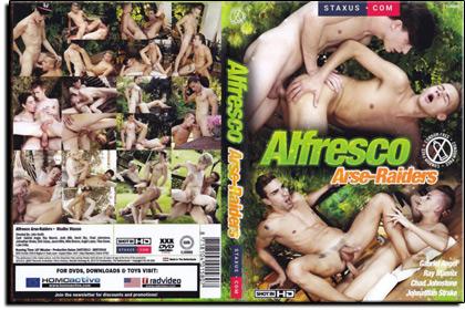 Alfresco Arse-Raiders