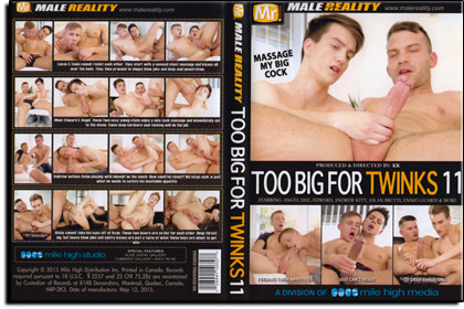 Too big for Twinks 11
