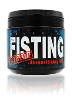 Fisting Extreme Anal Relax Gel - Desensitizing - 500 ml