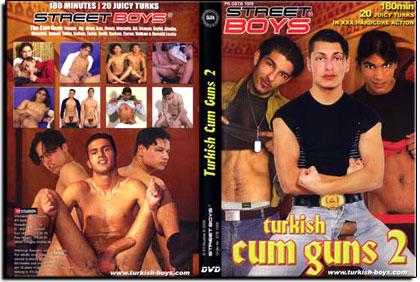 Turkish Cum Guns 02 - 2 Discs