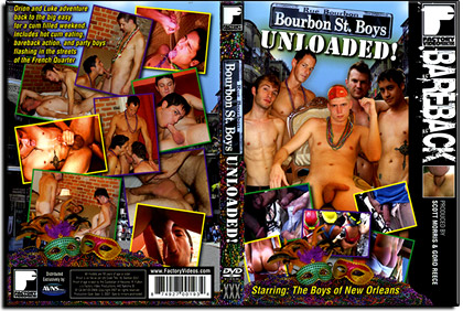 Bourbon Street Boys Unloaded