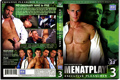 Men At Play - Executive Pleasures Nr. 03