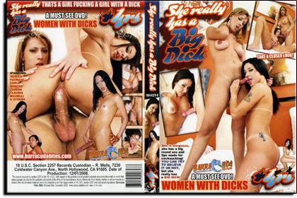Barracuda - She really has a big dick