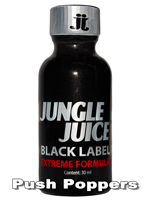 BIG JUNGLE JUICE BLACK LABEL