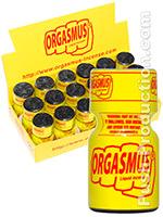BOX ORGASMUS LIQUID INCENSE - 18 x ORGASMUS