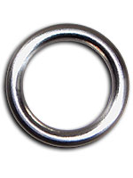 Metal Cockring 8 mm