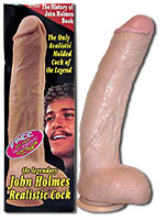 John Holmes Realistic Cock
